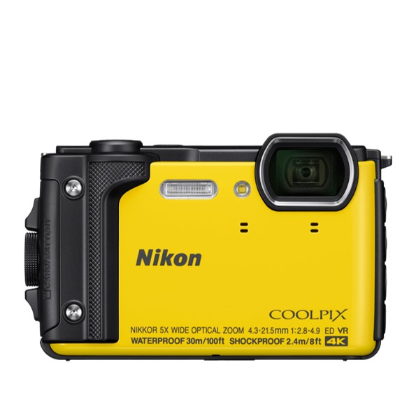 Nikon COOLPIX W300 YELLOW+SILICONE JACKET