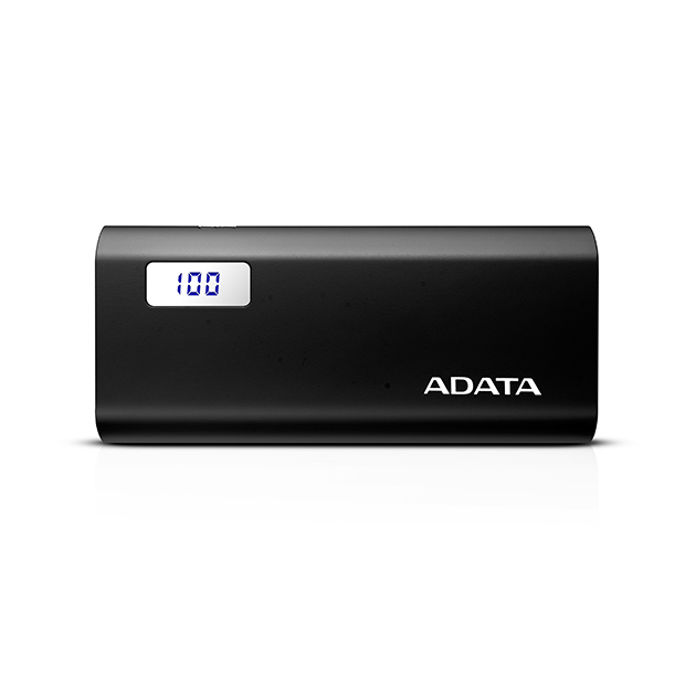 ADATA P12500D POWERBANK 12500MAH BLACK