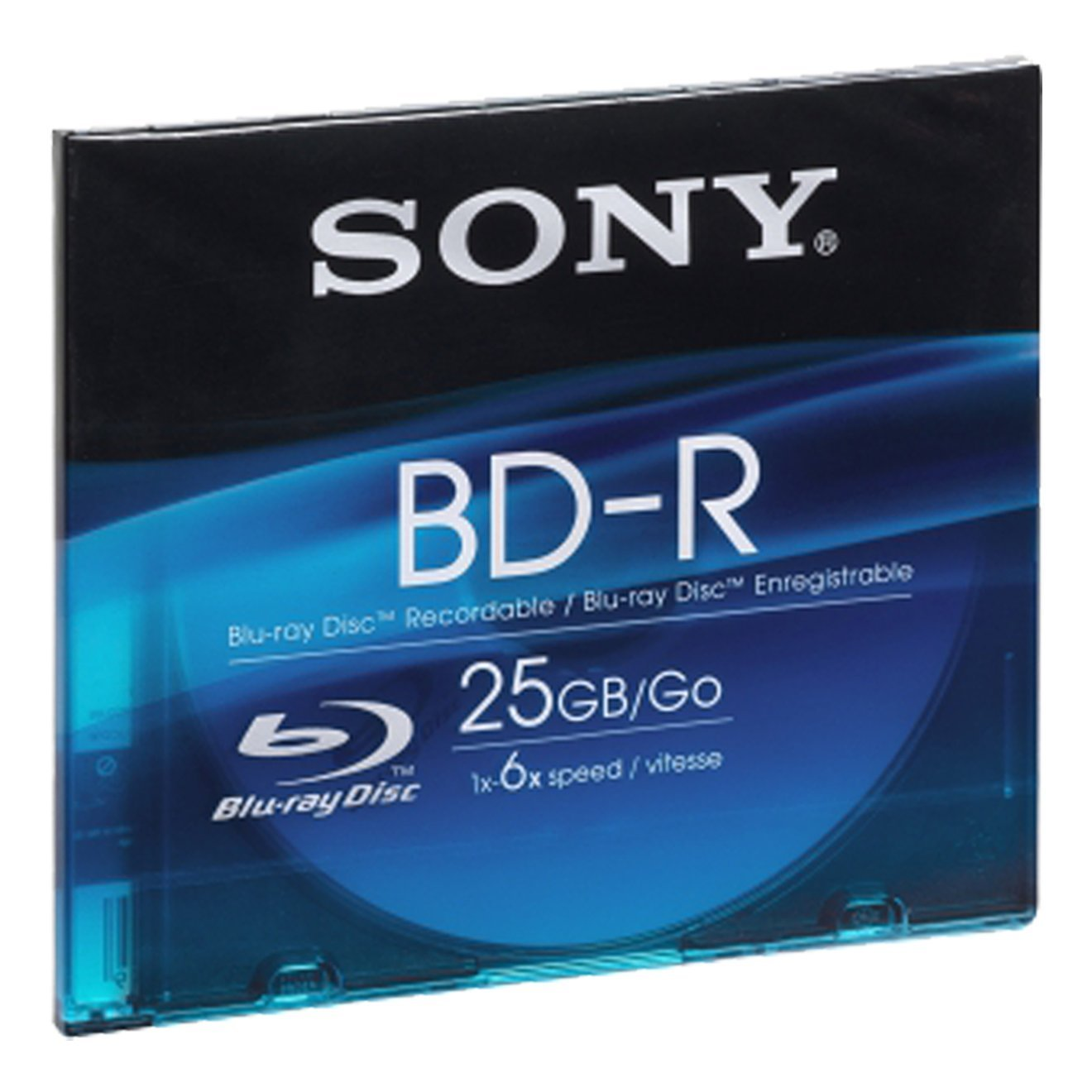 Sony Blu-ray Disc Recorable 25gb