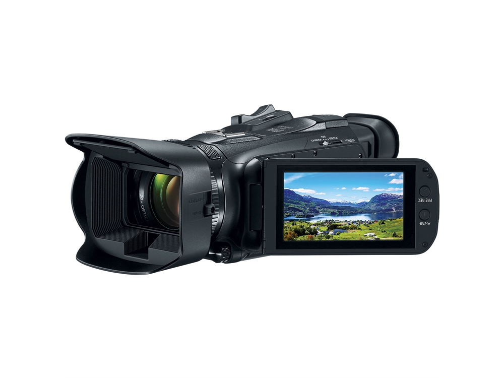 Canon Legria HFG50 Compact 4K Digital Video Camera