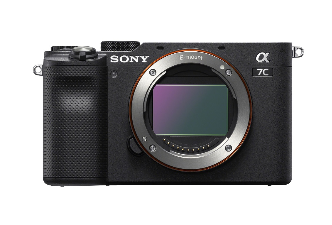 Sony ILCE-7C Body only (Black)