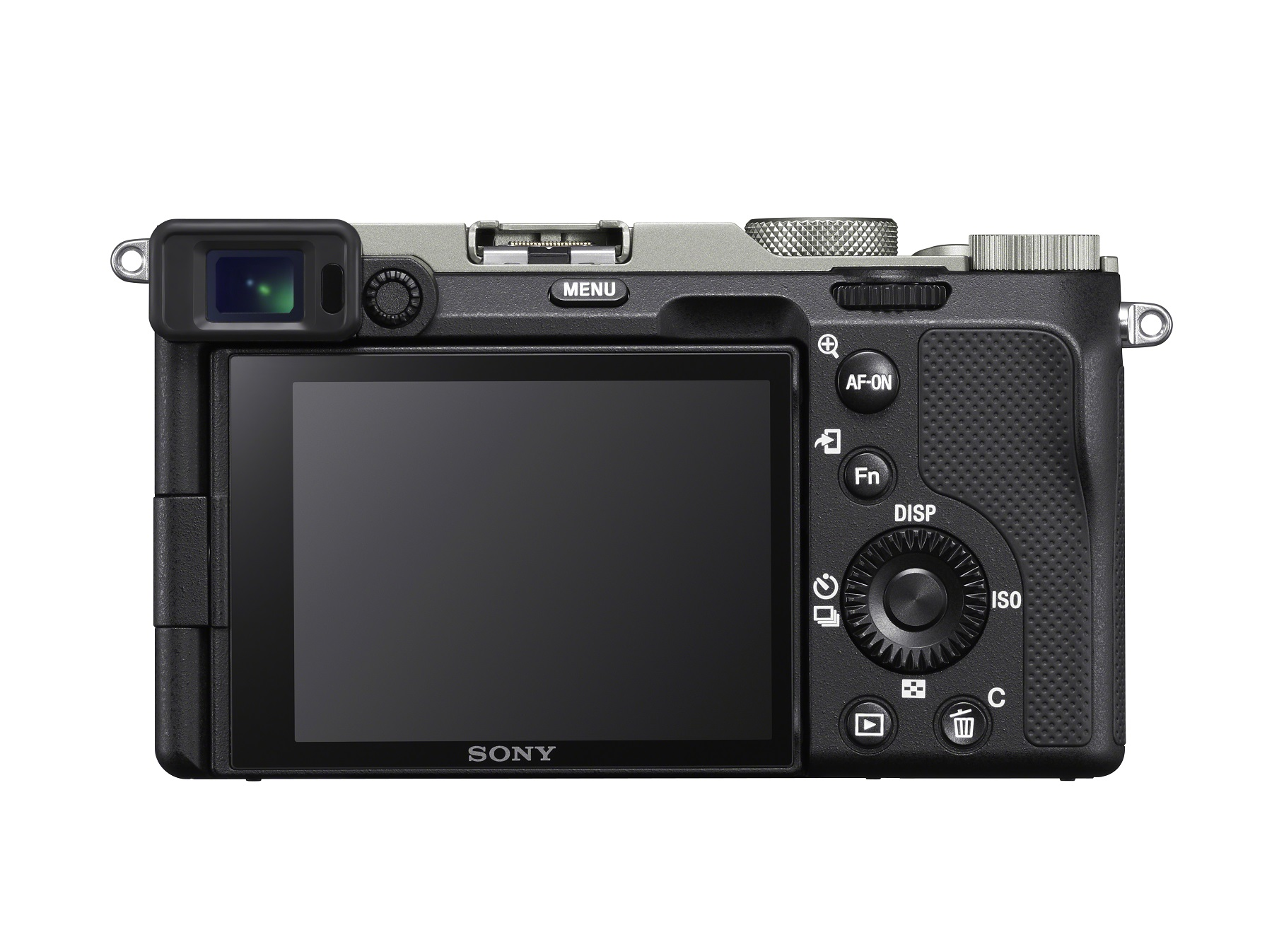 Sony ILCE-7C Body only (Silver)