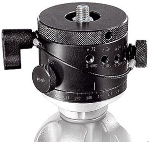 MANFROTTO 300N PAN ROTATION UNIT - PANORAMIC HEAD
