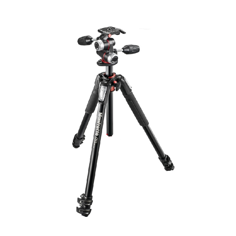 MANFROTTO 055 ALU 3-S KIT WITH XPRO 3W HEAD