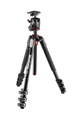 MANFROTTO 190 ALU 4 SECTION + XPRO BALL HEAD