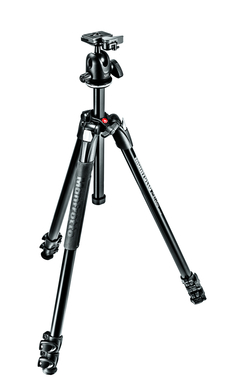 MANFROTTO 290 XTRA KIT ALU WITH BALL HEAD 494RC2