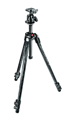 MANFROTTO 290 XTRA KIT CARBON 3 SECTION B/HEAD