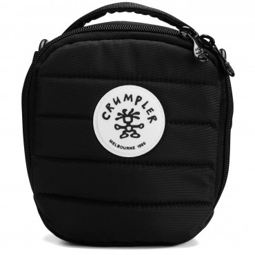 Crumpler 'Pleasure Dome' Black (Small)
