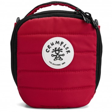 Crumpler 'Pleasure Dome' Red (Small)