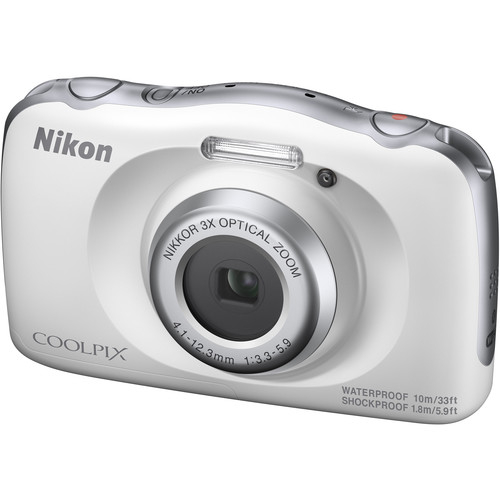 NIKON COOLPIX W150 WHITE