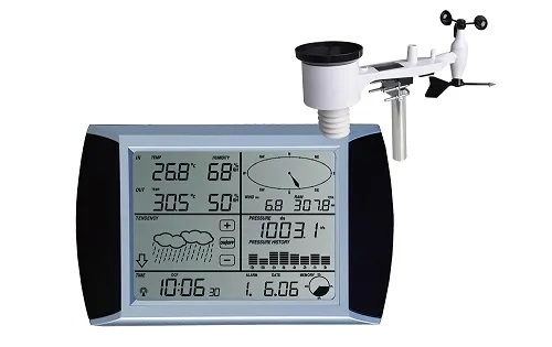 WS1081 TOUCH SC PRO WEATHER STATION