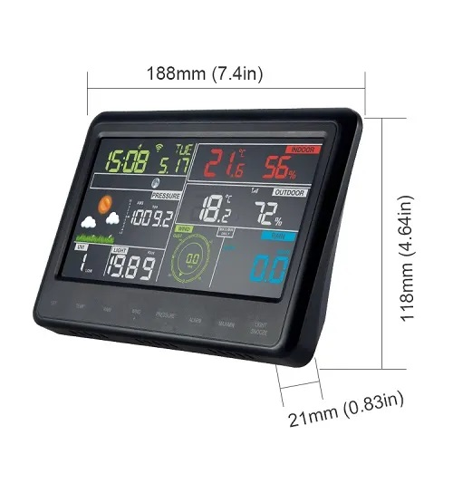WS2900 WEATHER STATION